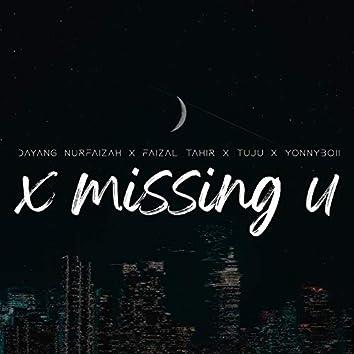 X Missing U