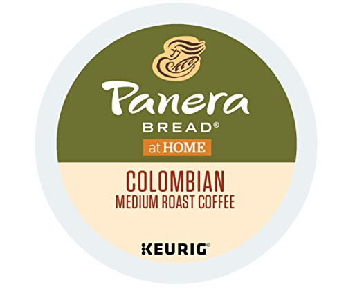 Panera Bread Single Serve Capsules for Keurig K-Cup pod Coffee Brewers, 24 Count (Colombian)