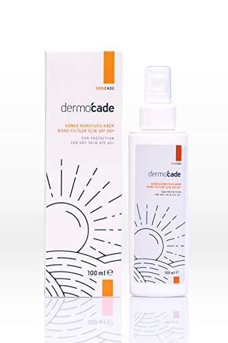Dermocade SPF 50+ Crema de protección solar DRY Skin