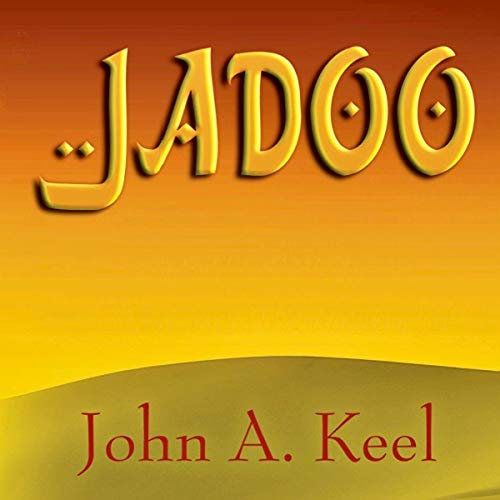 Jadoo audiobook cover art