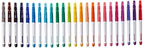 Pilot FriXion Colors Erasable Marker Pen 24 colors set