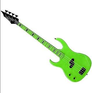 $447 » Custom Zone Electric Bass Guitar - Nuclear Green