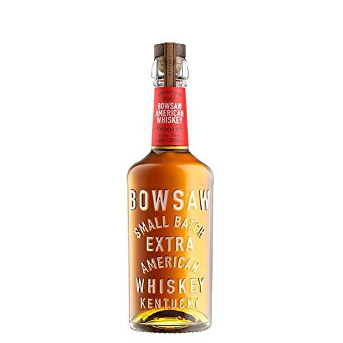 Bowsaw Original STRAIGHT CORN American Whiskey 43% - 700ml