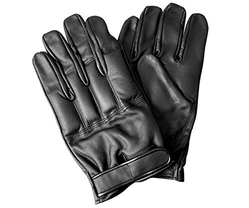 Commando Industries Sec Handschuhe Heavy Duty mit Bleifüllung (Schwarz/XXL)