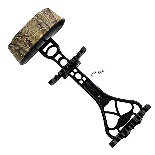 SmartHS Compound Bow Archery Quiver Holder Portable 6 Arrow Quick-Release Compound Bow Arrow Holder for Hunting
