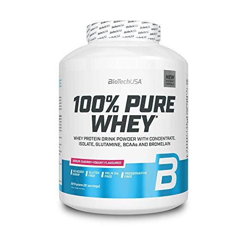 BioTechUSA 100% Pure Whey Complejo de suero de leche con