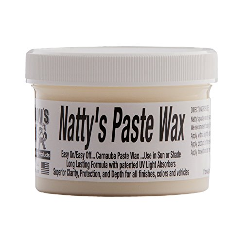 Poorboy's World NP08 Natty's Paste Wax Cera para Autos
