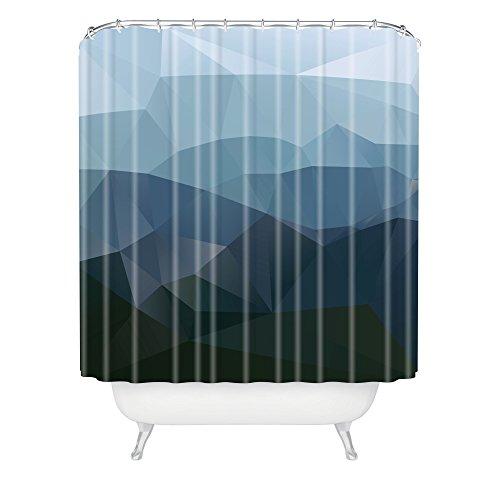 DENY Designs Duschvorhang DREI der Possessed Duschvorhang, First Light, 69 Inches x 72 Inches
