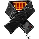 YVX Babero cálido, Protector de Hombro y Protector de Cuello Bufanda con calefacción eléctrica USB, Duradera y cómoda,...