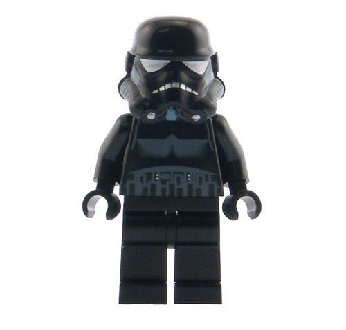 LEGO Star Wars Minifigur - Shadow Trooper unverklebt