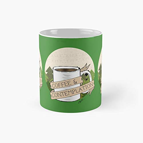 Mornings Are For Classic Mug Best Gift Funny Coffee Mugs 11 Oz