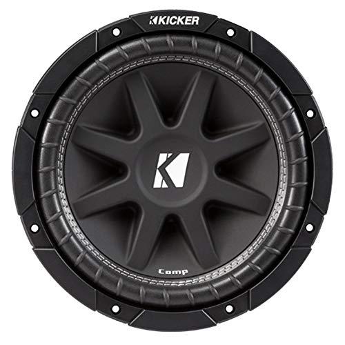 KICKER Comp 15' 500W Car Subwoofer 43C154 Single 4-Ohm Voice Coil