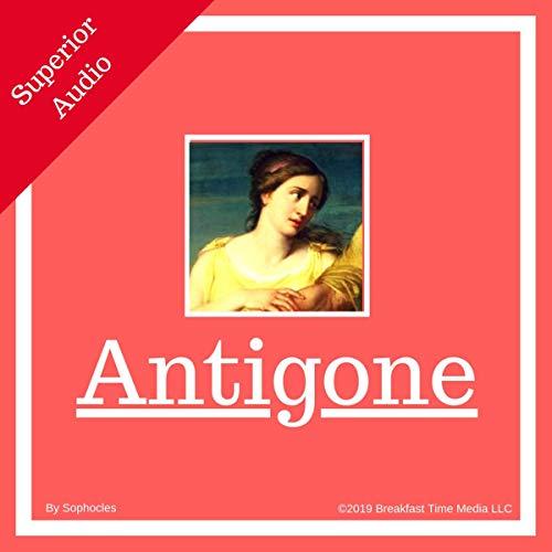 Antigone  By  cover art