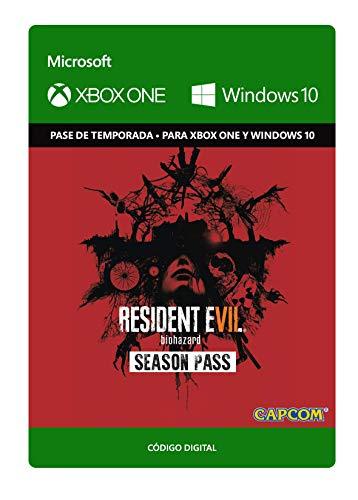 RESIDENT EVIL 7 biohazard: Season Pass  | Xbox One/Windows 10 PC - Código de descarga
