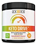 Keto Drive BHB Salts - Exogenous Ketone Performance