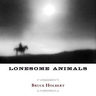 Lonesome Animals audiobook cover art