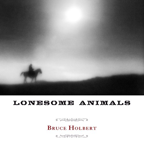 Lonesome Animals audiobook cover art