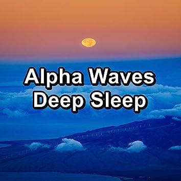 Alpha Waves Deep Sleep