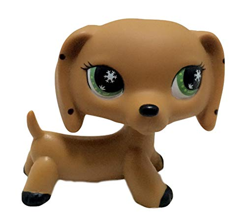 Balamii LPS Pet Shop Toys Dolls Cat Great Dane Collie Dachshund Cocker Spaniel Collection Action Figures Model Toys Gifts Cosplay Toys 72