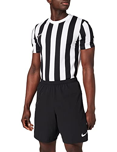 Nike Dri-Fit Venom III, Pantaloncini da Calcio Uomo, Nero/Bianco/Bianco, L