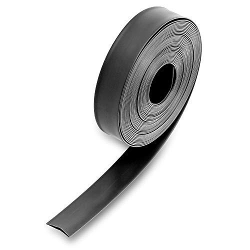 100 mm Innendurchmesser, 100 cm Länge, Schrumpfschlauch UL, schwarz, 2:1 schrumpfung