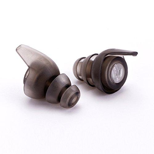 Westone(ウェストン)TRUイヤープラグ レクリエーショナル WM20(フィルター固定)スモーク ライブ用耳栓 77703