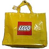 "LEGO Exclusive Promo Large小売ショッピングバッグ29インチx221/ 2""ストレージトートバッグ L イエロー 5005325"