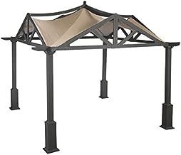 Garden Winds Replacement Canopy For Garden Treasures Pergola Gazebo