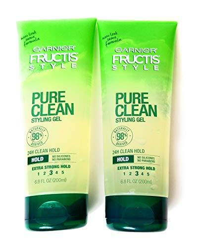Garnier Fructis Style Pure Clean Styling Gel 6.80...