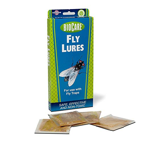 Price comparison product image BioCare S1516 4Pk Fly Lures Refill
