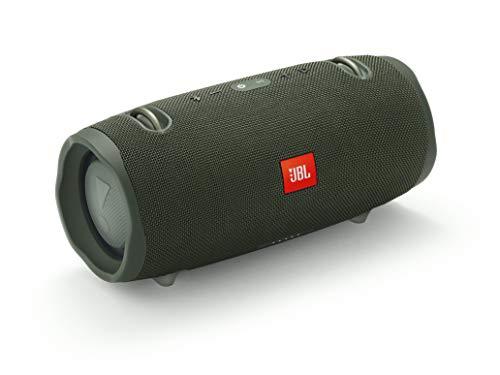 JBL XTREME2 Bluetoothスピーカー IPX7防水/パッシブラジエーター搭載 グリーン JBLXTREME2GRNJN 【国内正規品/メーカー1年保証付き】
