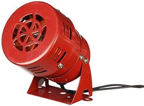 KPS 203100023 motorisierte Meerjungfrauen-Sirene, Mini-MS, 230Vac Zug, 180mA Verbrauch, 110dB Ton, IP 54, 75mm Durchmesser, 83mm Höhe, 82mm Länge
