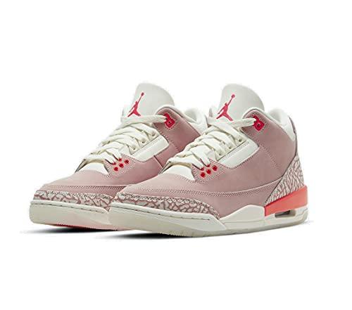 AIR Jordan 3 Retro Rust Pink W 2021 CK9246-600 US Women Size 5.5W