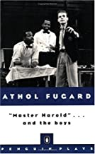 Master Harold . . . And The Boys (Penguin Plays) by Fugard Athol (1984-11-06) Paperback