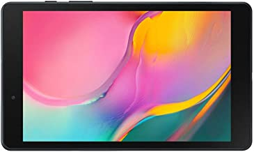 "Samsung Galaxy Tab A 8.0"" 32 GB Wifi Android 9.0 Pie Tablet Black (2019) – SM-T290NZKAXAR"