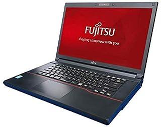 【Amazon.co.jp 限定】富士通 ノートPC A574/新品バッテリー搭載/MS Office 2019/Win 10/15.6型/Celeron 2950M/WIFI/DVD/8GB/ (整備済み品) (HDD 500GB)