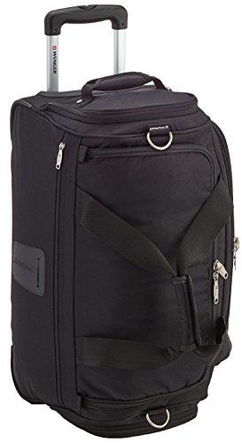 Wenger Reisetasche Groß 58 cm Schwarz
