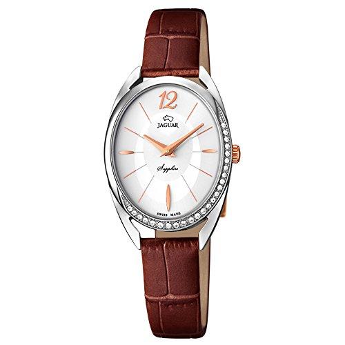 Jaguar Cosmopolitan J836/1 Reloj de Pulsera para mujeres Fabricado en Suiza