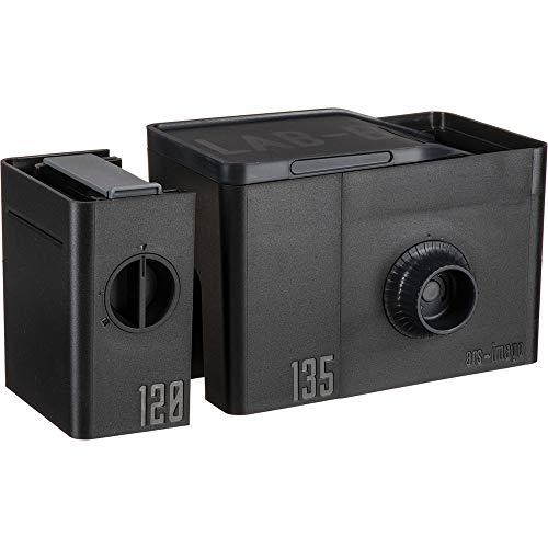 ars-imago LAB-BOX 現像タンク 本体+135+120Module Black edition