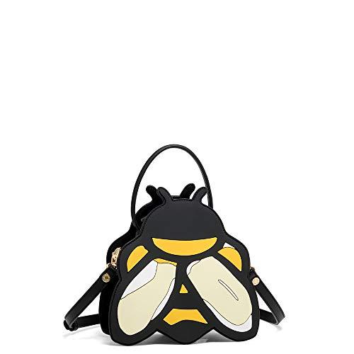 Braccialini Handtasche oder Rucksack Carina Shape B14600 Biene
