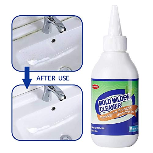 GELIVABLE Mold Mildew Cleaner Gel Household Cleaner for...