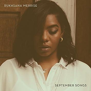 September Songs