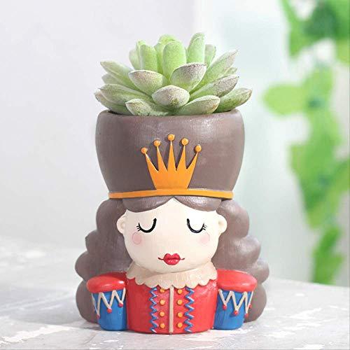 Ornament Beeldje Puur Koper Puur Koperhars Bloempot Originele Zakka Craft Potten Ornamenten Creatieve Fleshy Bloempot