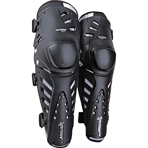 Fox Racing Titan Pro Knee/Shin Guard - One size fits...