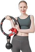 Smart Hula Hoop Hula Hoop Oefening Weighted Hula Hoop Intelligent Counting Auto-Spinning Hoop Verstelbare Taille Afslanken...