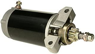 DB Electrical SAB0114 Starter For Mariner Mercury Outboard 30 40 Hp 30Hp 40Hp 30E 4-Stroke 30EL 30ELH 30ELPT 40E 40EL 40ELH 40ELPT 30EL 30ELH 30ELPT 40ELH 40ELHPT 1999-2014