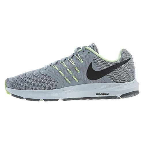 Nike Men's Swift Running Shoes, Grigio Wolf Grey Dark Obsidian Cool G 008, 7.5