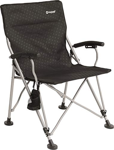Outwell Campo XL Stuhl Black 2021 Campingstuhl