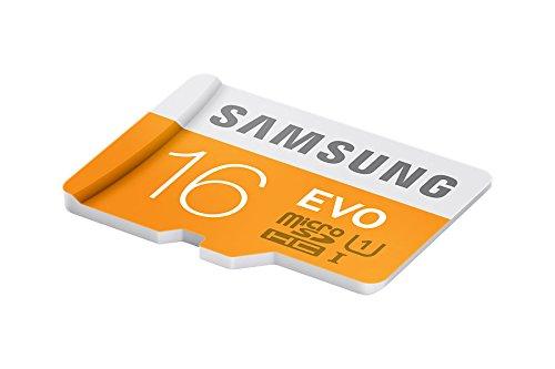 SAMSUNG MicroSD EVO 16GB Class10 48MB/s + USB2.0 R