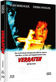 Verraten - Betrayed [Blu-Ray+DVD] - uncut - limitiertes Mediabook Cover A